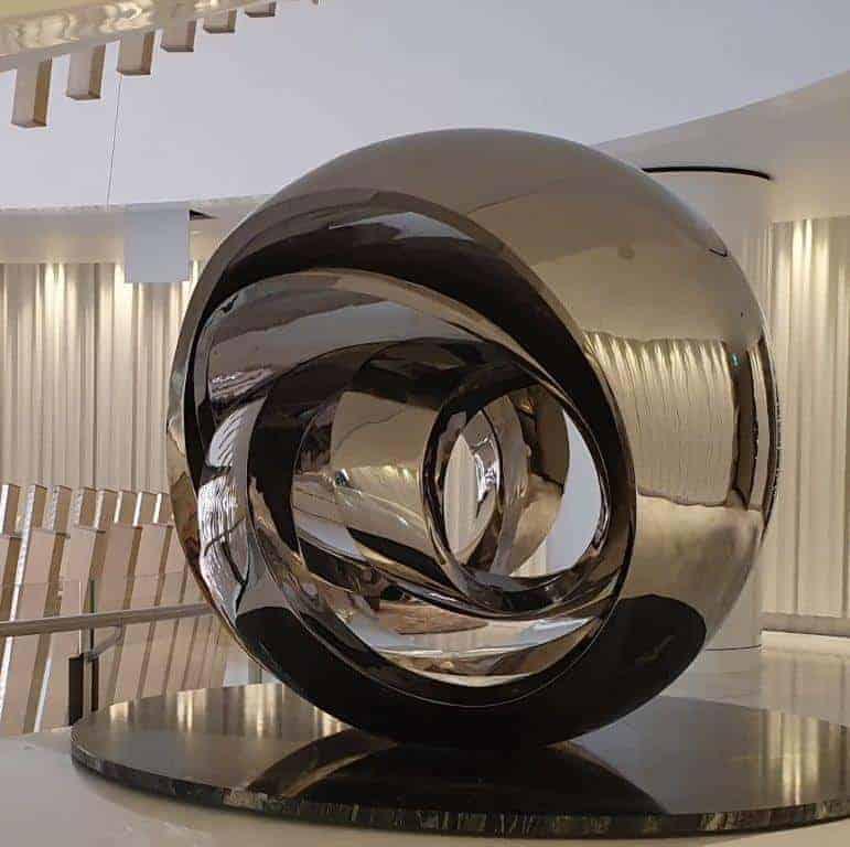 Vitality-sculpture