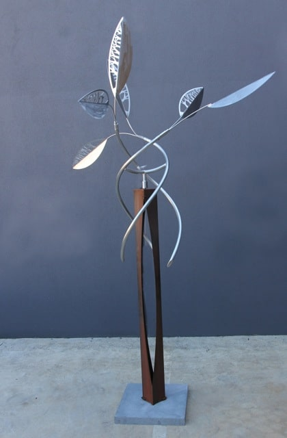 Silver Leaves 3