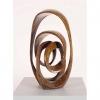 Moon-on-Tides-86cm-BRONZE-[Free-standing,bronze]blazeski-australian-abstract-sculpture