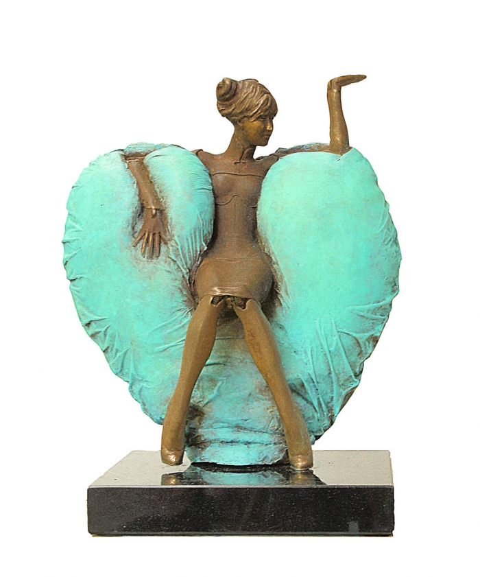 Soft Heart (Green)