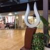 sydney sculptures, metal garden art