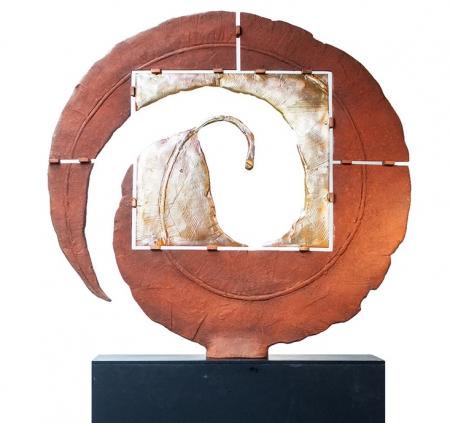 bronze sculpture, sculpture on plinths, australian sculpture
