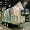 tiny house sculptural installation