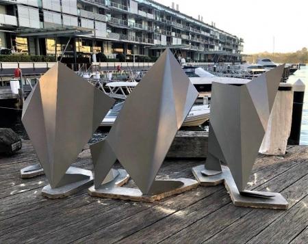 Inna moshkovich sculpture