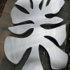 new growth, stephen coburn steel garden sculpture