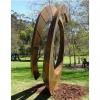 Helix-460cm-CORTEN-STEEL-[corten,outdoor,landmark]-david-ball-australian-sculpture