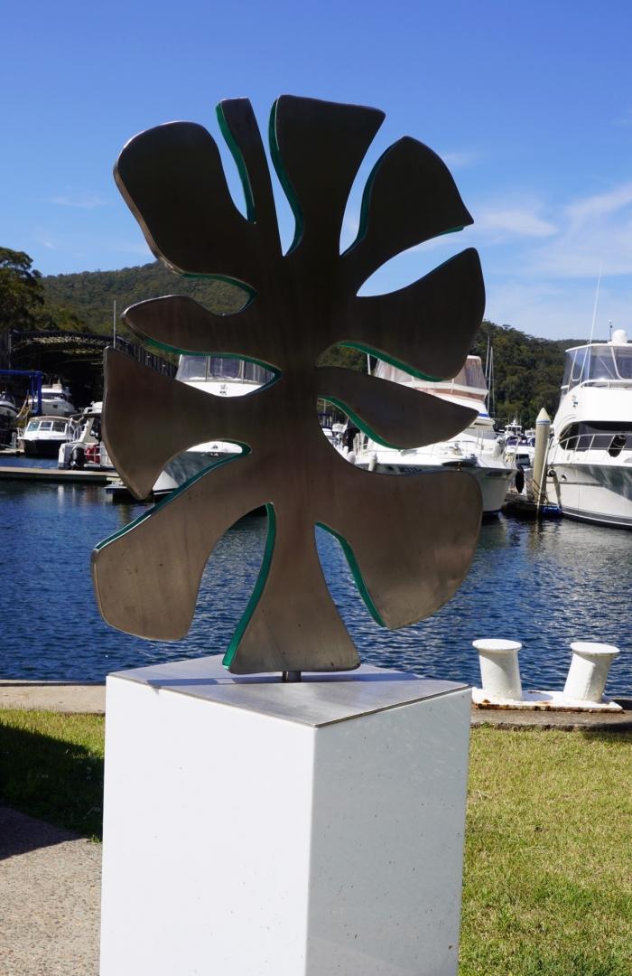 New Growth - Garden Sculpture
