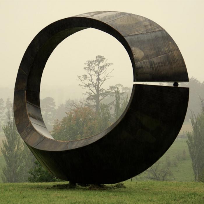 Split--Ring-360cm-CORTEN-STEEL-[corten,outdoor,landmark]-david--ball-australian-sculpture