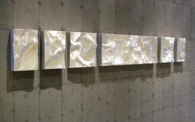 Untitled Bas Relief 55 x 6 Panels 1