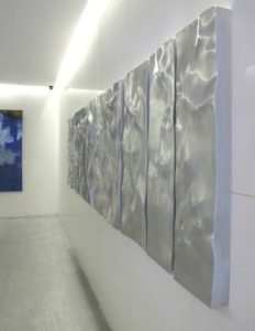 Untitled Bas Relief 110 x 7 Panels
