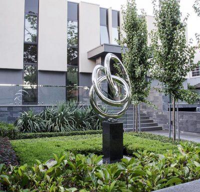 MAS Double Tied-150cm + Granite Base lr